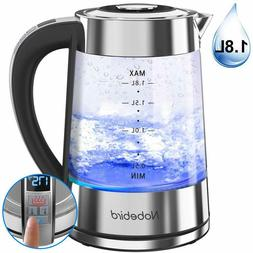 1.8L Electric Tea Maker/Kettle, Stainless Steel Cord Free, 1