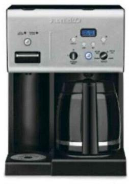 CUISINART 12-Cup Coffee Maker Programmable with Hot Water Sy