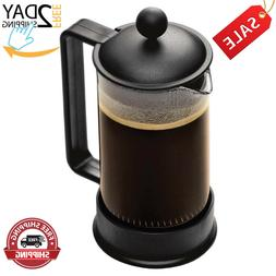 Bodum 1543-01US Brazil French Press Coffee and Tea Maker 12