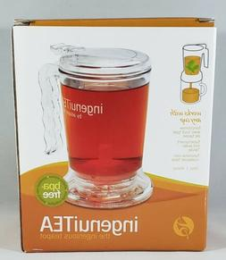 Adagio Teas 16 oz. ingenuiTEA Bottom-Dispensing Teapot Maker