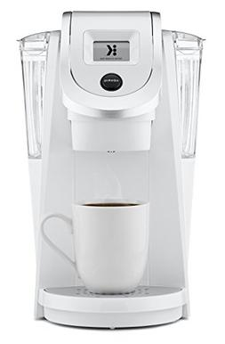 Keurig 2.0 K250 Coffee Maker Brewing System - White