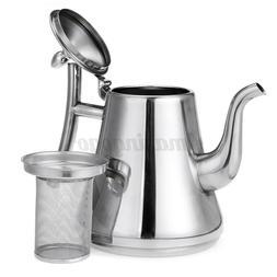 70oz 10 Cup Capacity Percolator Teapot Coffee Tea Maker Pot