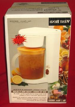 West Bend 3 Quart Iced Tea Maker 68003