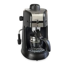 Capresso 30401 Steam PRO 4-Cup Espresso & Cappuccino Machine