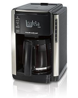 Hamilton Beach 45300 Programmable Coffee Maker, 11.97 x 8.66