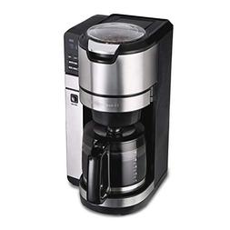Hamilton Beach 45500 Grind and Brew Programmable 12 Cup Make