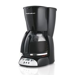 Hamilton Beach 49465R 12 Cup Digital Programmable Coffeemake