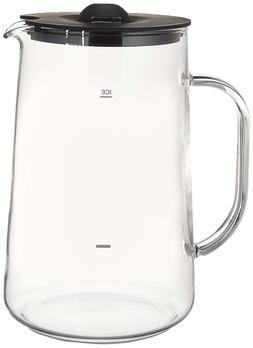 Capresso 6624 Ice Tea Glass Pitcher, 80 oz. - 4322sw
