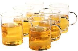 Adagio Teas Tea Glasses, Set of 6