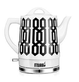 Bialetti - 1.5L Electric Kettle - Silver