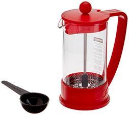 Bodum Brazil 3-Cup French Press Coffee Maker 12oz