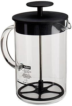Bodum Latteo Milk Frother with Glass Handle, .25 Liter, 8 Ou