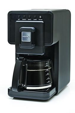 Capresso 352.01 Triple Brew, Black