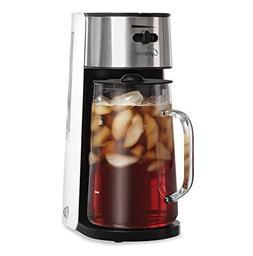 "Capresso® Iced Tea Maker 7½x6x12¾""H - Kitchen - Brews you"