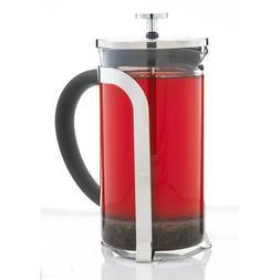 GROSCHE Oxford French Press Coffee and tea maker, 1.0l 34 fl
