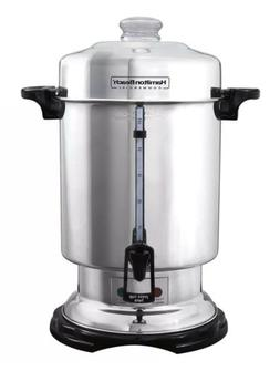 Hamilton Beach D50065 Commercial 60-Cup Stainless-Steel Coff