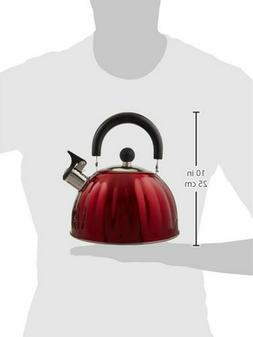 Mr. Coffee 91414.02 Twining 2.1 Quart Pumpkin Shaped Stainle