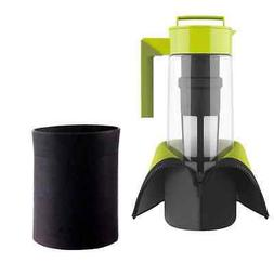 Takeya 2 Qt. Flash Chill Tea Maker Set of 1 water pitcher, G