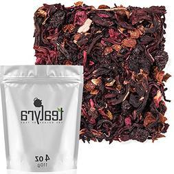 Tealyra - Cherry Goddess - Fruity Herbal Loose Leaf Tea - Ca