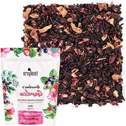 Tealyra - Grandma's Garden Berry - Fruit Tea Blend - Hibiscu