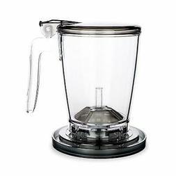 Tealyra - rapidTEA MAKER - 30-ounce - Loose Tea Teapot Infus