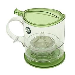 The Fine Life Coffee Brewer and Loose Leaf Teapot Infuser -