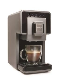 Jura-Capresso A La Carte Gun Metal Coffee And Tea Maker