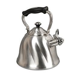 Alderton 2.3 Qt. Whistl Tea Ss