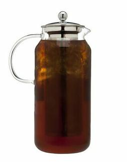 artisan roast cold brew iced coffee maker / tea infuser 1.5l
