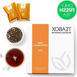 assam masala chai spiced tea