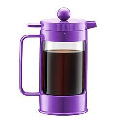 Bodum Bean Mini Creamer and Liquid 4-Ounce Dispenser, Purple