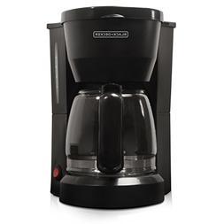 Black & Decker 5 Cup Automatic Drip Coffee Pot Maker Brewer