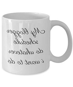 DKISEE Blogger Mug Coffee Mug, Motivational Mug, Ceramics Mu