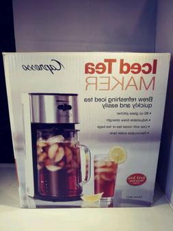 Brand New Capresso® Iced Tea Maker(Brew Refreshing Iced T