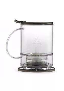 Brand New, TEAVANA Perfectea Tea Maker in BLACK BPA free 16