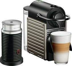 Breville-Nespresso USA BEC450TTN1AUC1 Pixie Espresso Machine
