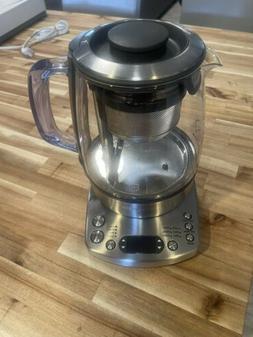 Breville BTM800XL Tea Maker 1500W 1.5L Stainless Electric Ke