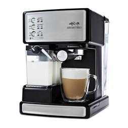 Mr. Coffee Cafe Barista Espresso Maker, BVMC-ECMP1000, Black