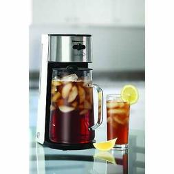 Capresso 624.02 Iced Tea Maker  80-ounce Glass Carafe and Re
