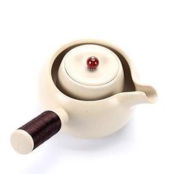 Ceramic Teapot,Tea Maker Electric Ceramic Stove Glazed Clay