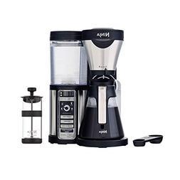 Ninja CF080REF Coffee Bar w/ Glass Carafe & Auto-IQ One Touc