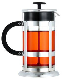 GROSCHE CHROME French Press Coffee and Tea Maker 8 cup 1000