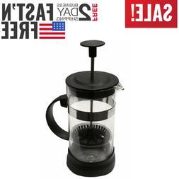 Coffe French Press Tea Maker Single Serving Small Machine 1
