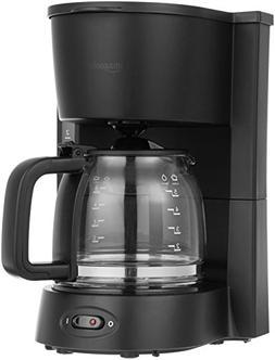 5 Cup Coffee Maker Glass Pot Carafe Brewer Machine Kitchen O