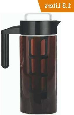 Cold Brew Coffee Maker Brewed Iced Makers Glass Pitcher Infu