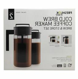 Takeya Cold Brew Iced Coffee 1 Quart Pitcher Made in USA 1 P