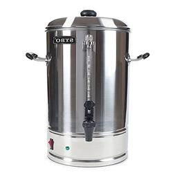 SYBO Commercial Grade Stainless Steel 10 Liters 70 Cups Coff