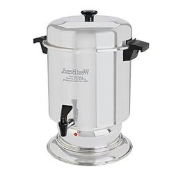 55 Cup Commercial Stainless Steel Coffeemaker - West Bend -