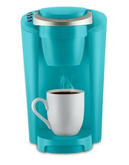 Compact Single Serve K Cup Pod Coffee Tea Maker Turquoise Br