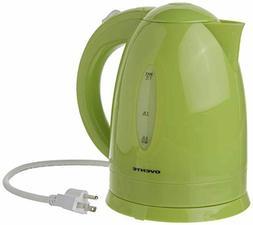 Cordless Electric Kettle 1.7L 1100W Tea Maker Hot Water Tea
